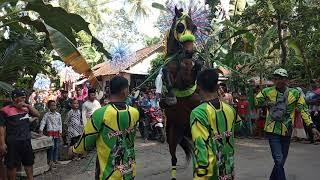 Arak arakan kuda keliling desa || desa brengkol kec pituruh