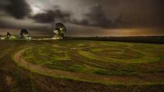 The Magic Of A Crop Circle-Raisting / Bavaria
