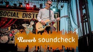"Reverb Soundcheck: Social Distortion W ""Jonny2bags"""