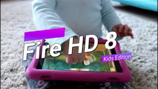 Amazon Fire HD 8 Kids Edition Tablet Review