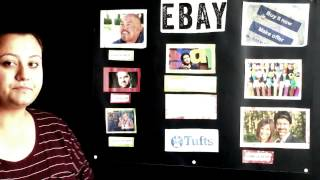 eBay and its founder