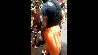 preview picture of video 'cavedee mahebourg .. kovil beau vallon 2014'
