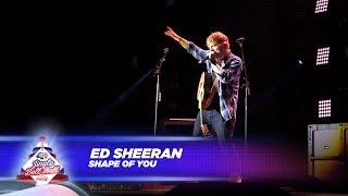 Ed Sheeran - 'Shape Of You' - (Live At Capital's Jingle Bell Ball 2017)
