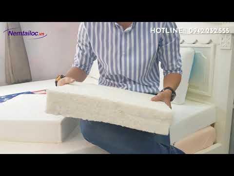 Video Phỏng Vấn Giới Thiệu Nệm Cao Su Hoạt Tính Golden Latex
