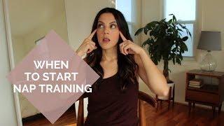 When to Start Nap Training
