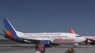 preview picture of video 'MY LANDING @ ALICANTE AIRPORT  ( ALC )'
