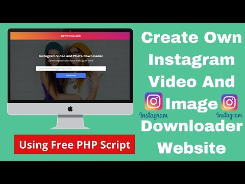 mp4 Instagram Downloader Logo, download Instagram Downloader Logo video klip Instagram Downloader Logo