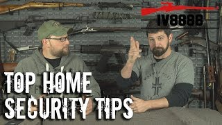 Top Home Security Tips With John Lovell
