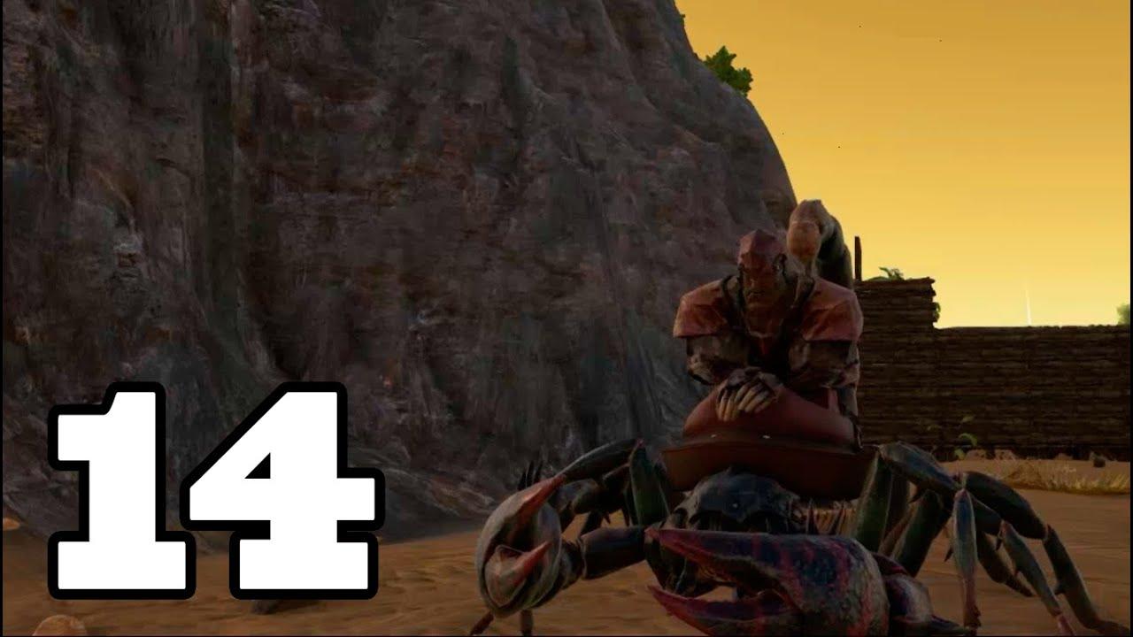 LA PICADURA LETAL!! ARK: Survival Evolved #14