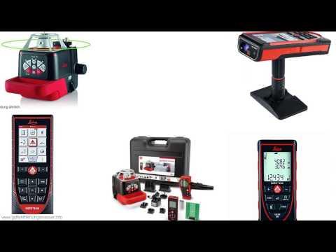Laser Entfernungsmesser Test 2016