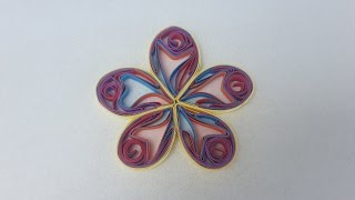 Quilling Flowers Using A Comb Free Video Search Site Findclip