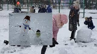 ФЕСТИВАЛЬ СНЕГОВИКОВ (SNOWMAN)