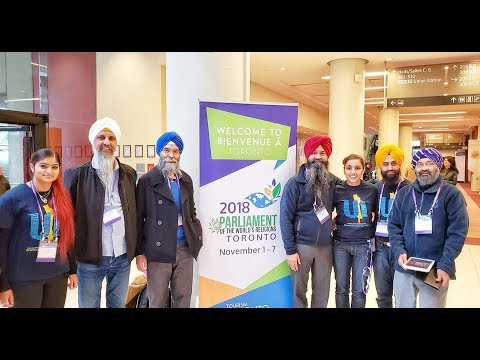 UNITED SIKHS at Parliament of World Religions 2018