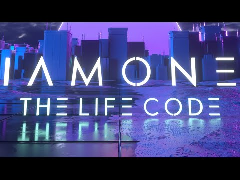 IAMONE - The Life Code (Full Album Stream) online metal music video by I AM ONE