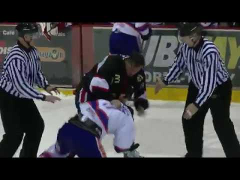 David Masse vs. Antoine Houde-Caron