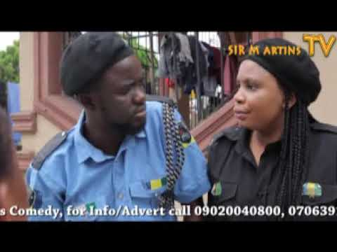 Area DPO Comedy Skit (Police are your friend)