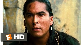 The Last of the Mohicans (3/5) Movie CLIP - The Death of Uncas (1992) HD