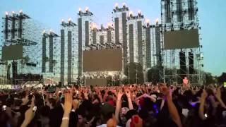 RL Grime @ HSMF '15 playing Skrillex x What So Not ID