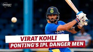 'He's the best' | Ricky Ponting's IPL Danger Men 2020