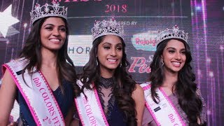 Miss World India 2018 winners video