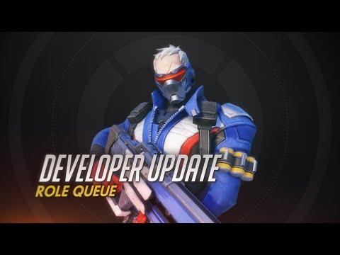 Developer Update | Role Queue | Overwatch