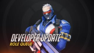 Developer Update | Role Queue | Overwatch