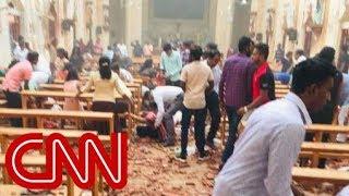 Sri Lanka Blasts: More Than 200 Dead In Bombings Across Country