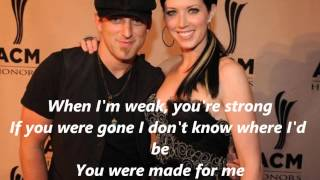 Thompson Square If I Didn't Have You with Lyrics