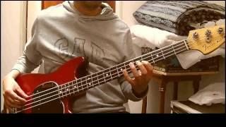 (Jonny Lang) Matchbox bass cover