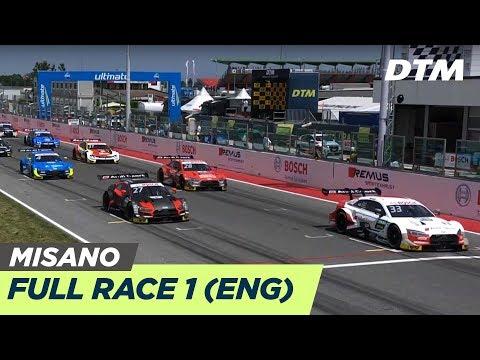 DTM Misano 2019 - Race 1 (Multicam) - RE-LIVE (English)