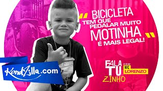 """Fala Tuzinho com o MC Lorenzo """"Você e Sua Amiguinha Quer Subir na Minha Motinha"""""""