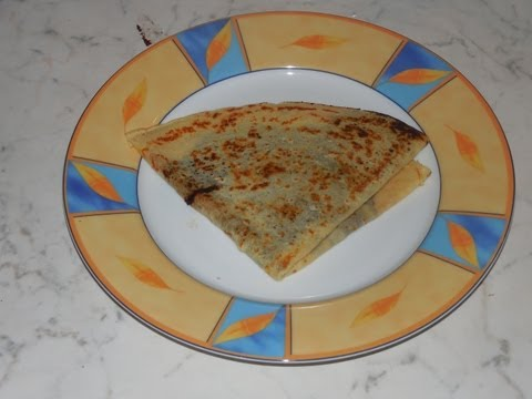 Crepes selbst gemacht mit Severin CM 2198 Crepesmaker