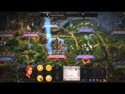 Zaklínač, The Witcher Adventure Game