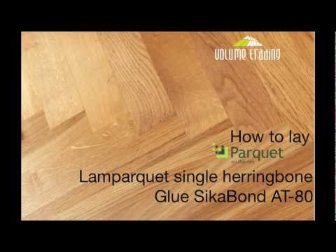 How to lay Parquet on the net