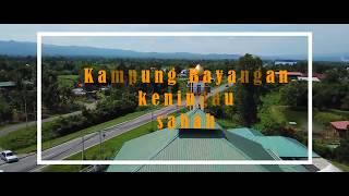 Kg Bayangan, Keningau, Sabah   Indah nan permai
