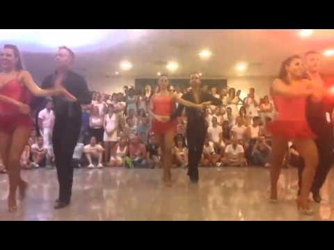 Adrian & Anita Amateur Salsa Company Valencia Cullera Salsa Festival 2014