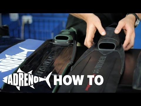 How To Choose Dive Fins   ADRENO
