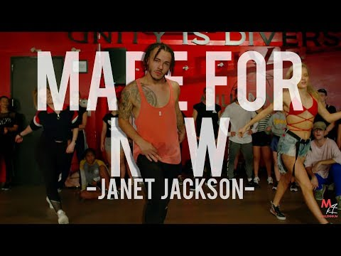 Janet Jackson X Daddy Yankee - Made For Now  | Hamilton Evans Choreography Mp3