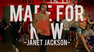 Janet Jackson X Daddy Yankee   Made For Now  | Hamilton Evans Choreography