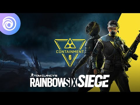 Tom Clancy's Rainbow Six Siege Containment Event Trailer