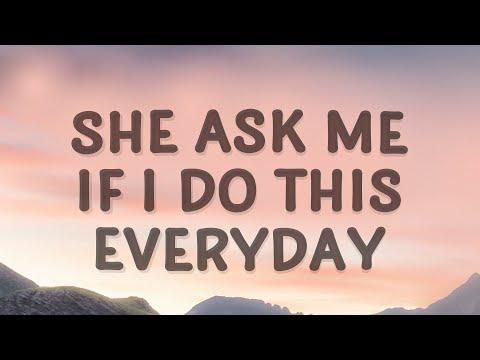 The Weeknd - She ask me if I do this everyday (Often) (Lyrics)