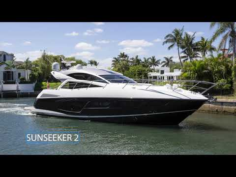 Sunseeker Predator video