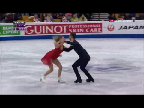 This Beautiful Ice Dancing Performance is a Must See