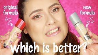 NEW Rimmel Lasting Finish BREATHABLE Foundation   Review