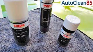 BESTE VERSIEGELUNG? Sonax CC Evo Ceramic Coating / Anwendung + Test am 1er BMW / KERAMIKVERSIEGELUNG