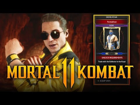 Mortal Kombat 11: How to Unlock Johnny Cage Announcer Voice