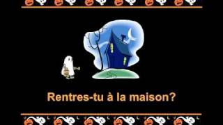 Matt Maxwell - C'est L'halloween (Lyrics)