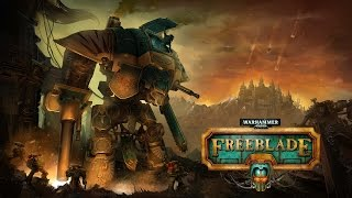 Warhammer 40,000: Freeblade (by Pixel Toys) - iOS / Android - HD (Sneak Peek) Gameplay Trailer