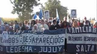 preview picture of video 'Marcha del Apagón 2012 - Jujuy'