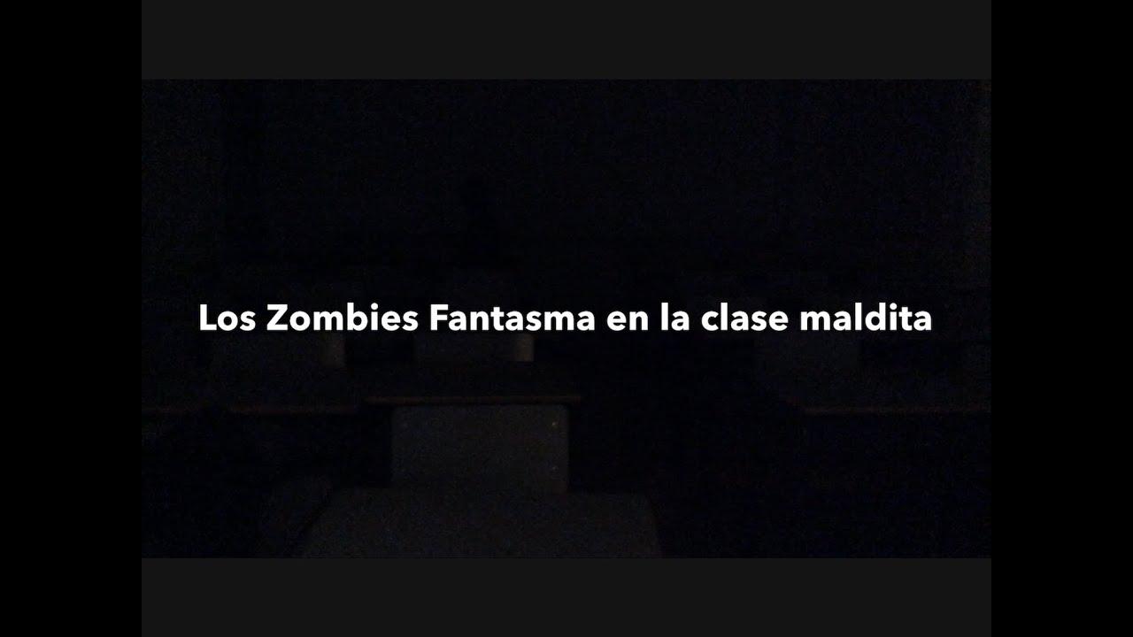Cine para niños - Los Zombies fantasma en la clase maldita - Pequeños Cineastas - Kids In Black